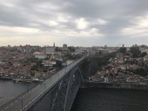 LOUIS BRIDGE IN PORTO